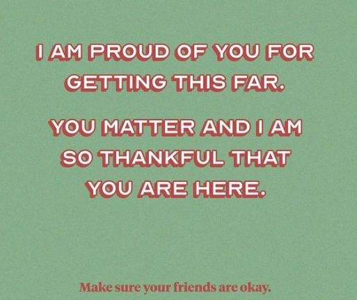 Dear Friend: An Open Letter to a Friend